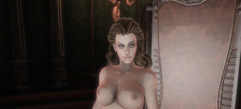 Fable 3 - nude-мод