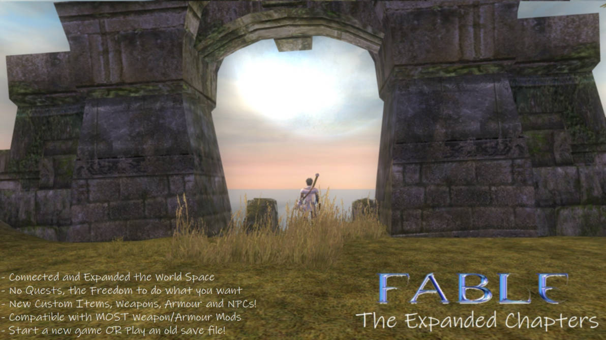 "Мод ""Fable: The Expanded Chapters"" для Fable TLC"