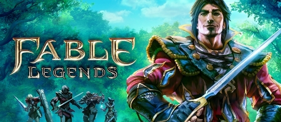 Демонстрация Fable Legends