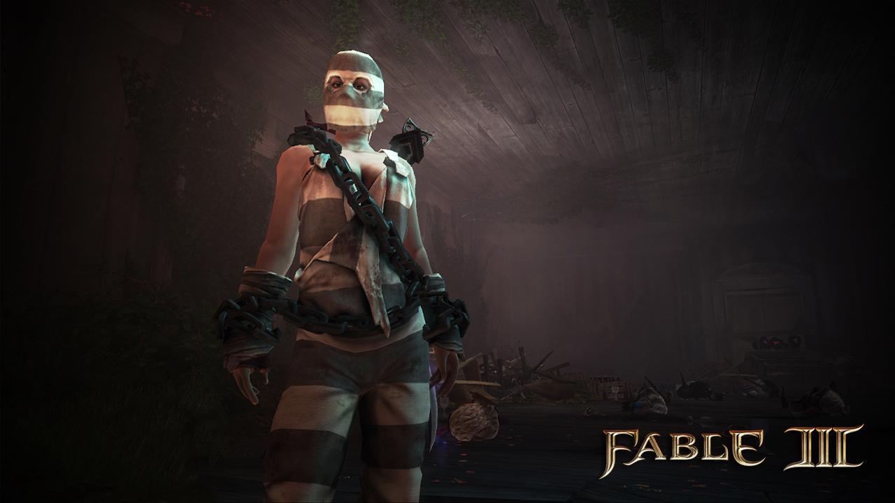 3 костюм проститутки fable
